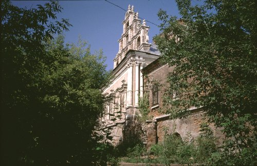 Church of the Tikhvin Mother of God
